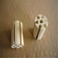 Steatite shaped pieces
