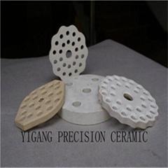 95 alumina ceramics connector Insulation of ceramic parts