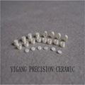 95 alumina oxide ceramic tubes yixing