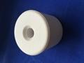 96 alumina ceramic seal ring ceramic valve core