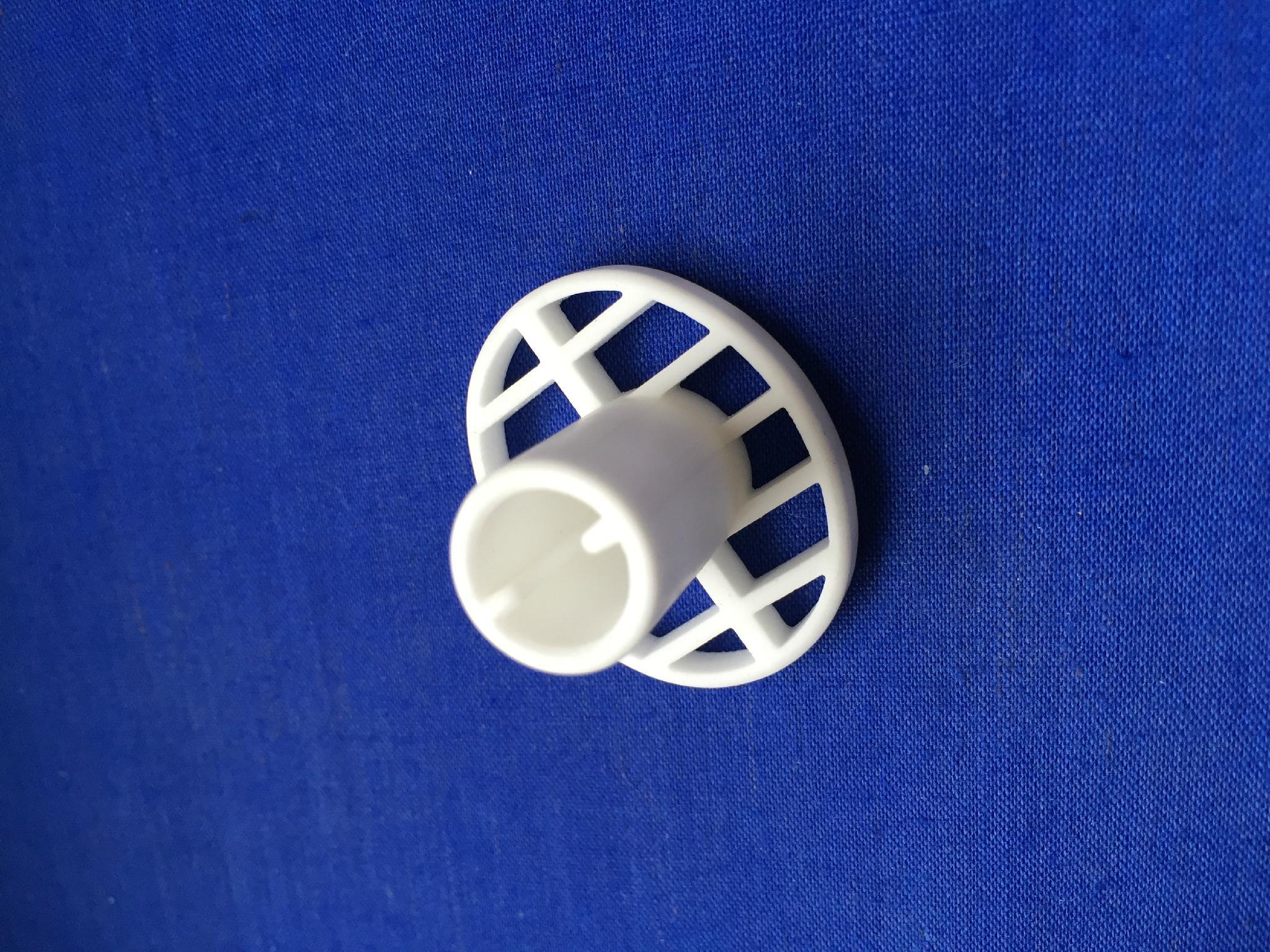 96 aluminum oxide wear-resisting ceramics fittings 3