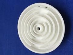 96 Alumina ceramic M12 Threaded ceramic connector