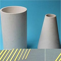 refractory porous infrared ceramic tube for heater
