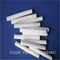 alumina ceramic tube sockets machined
