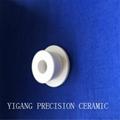 alumina ceramic tube sockets machined 3