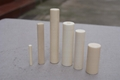 99 refractory ceramic gold tube sockets machined