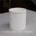 High Thermal Conductivity Ceramic Tube alumina
