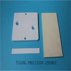 99 alumina polishing ceramic threaded rods