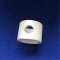 Zirconia ceramic spiral , porous , round Block