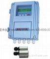 Wall-Mount Ultrasonic Transit-Time Flowmeter