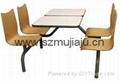 快餐桌椅 1