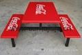 快餐桌椅 5
