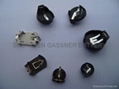 CR2032 CR2025 Button Battery Holder/clips SMT  rape and reel packing 1