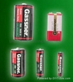 Super heavy duty carbon zinc Battery AAA