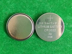 CR2032 3V lithium button cell batteries Coin cells