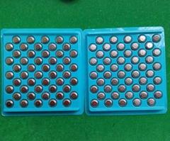 AG13 LR44 A76 1.5v alkaline button cells coin cells