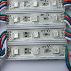 供应LED灯箱模组/广告模组/注塑防水模组