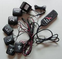 震动按摩配件ZD-306