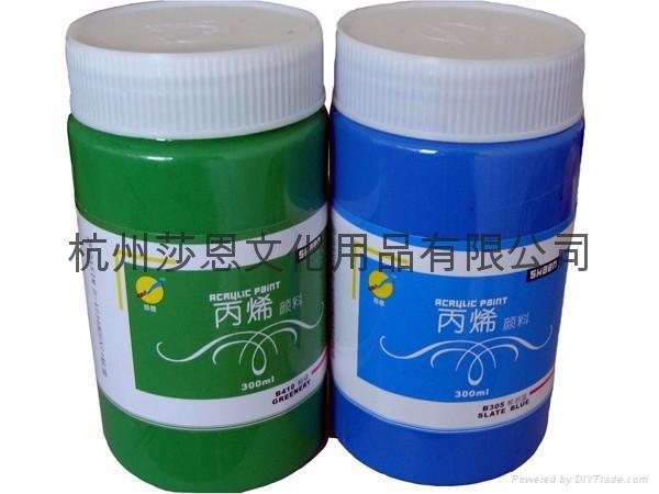 300ml丙烯顏料代理經銷 3