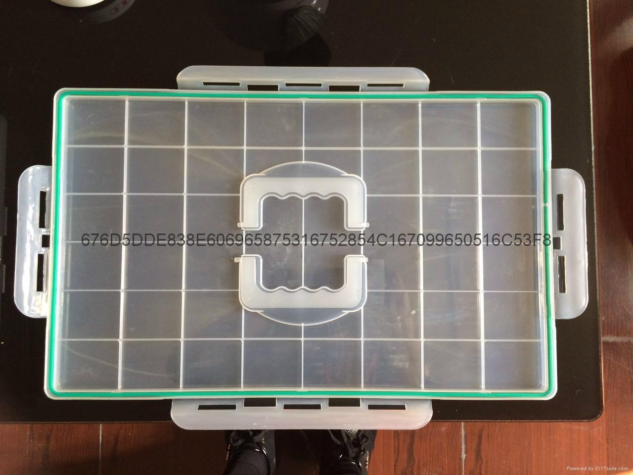 48格調色盒配套85毫升果凍杯水粉顏料 1