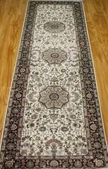 400道真丝地毯