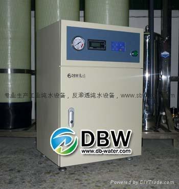 电瓶专用蒸馏水机 1