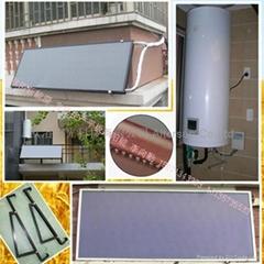 阳台式太阳能热水器