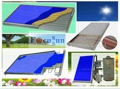 分体承压太阳能热水系统