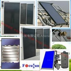 新型平板型太阳能集热器