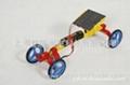 太陽能玩具小車 2