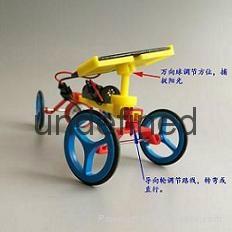 太陽能玩具小車 5