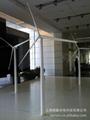 Wind power enterprise exhibition hall model 2