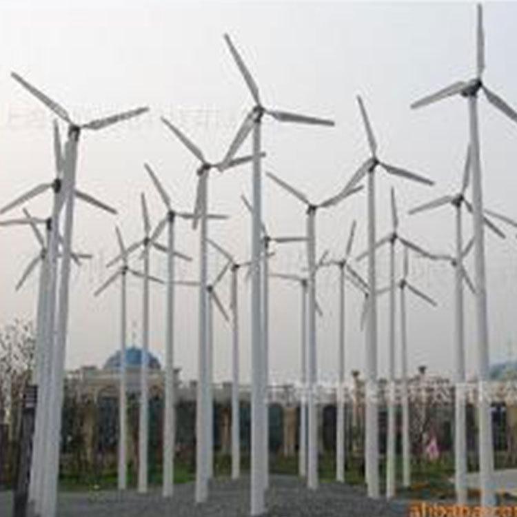 Wind power enterprise exhibition hall model 5