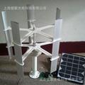 Shanghai Provides 10 Watt Micro Vertical Axis Wind Turbine 1