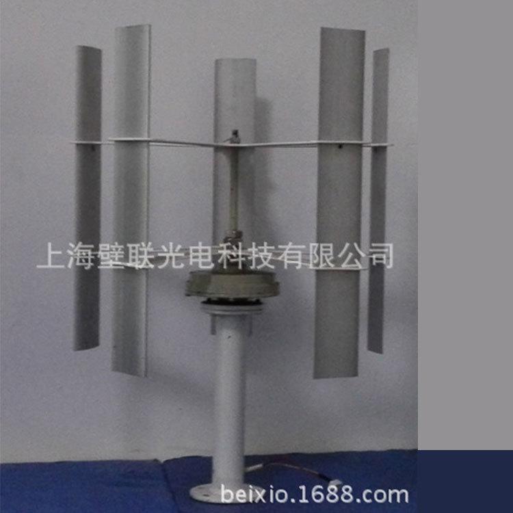 Shanghai Provides 10 Watt Micro Vertical Axis Wind Turbine 2