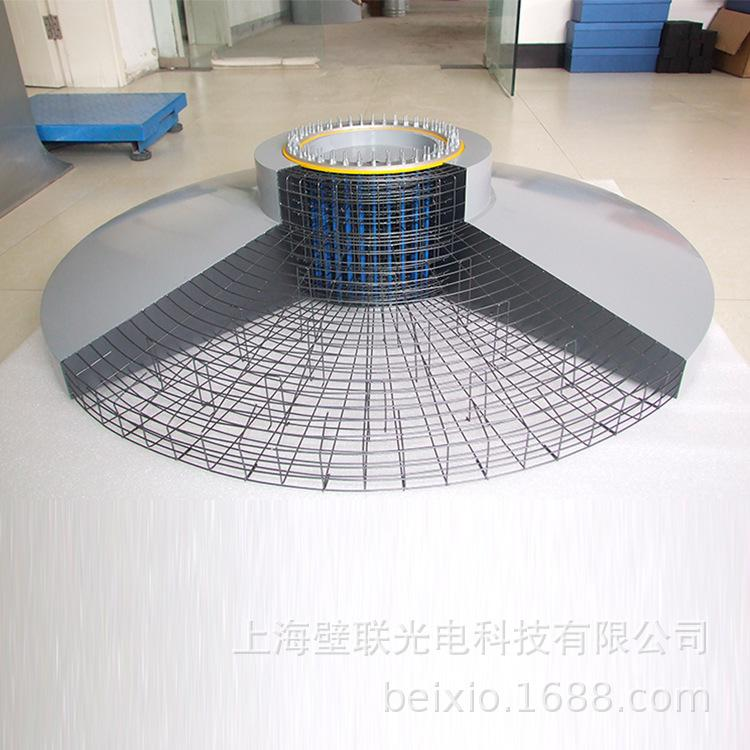 Windmill Foundation Base Model Supplied by Shanghai Wall Joint Manufacturer   4