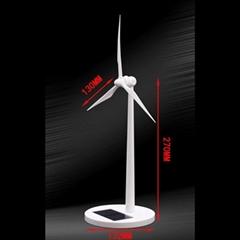 太阳能风车专业制作仿真风力发电机模型