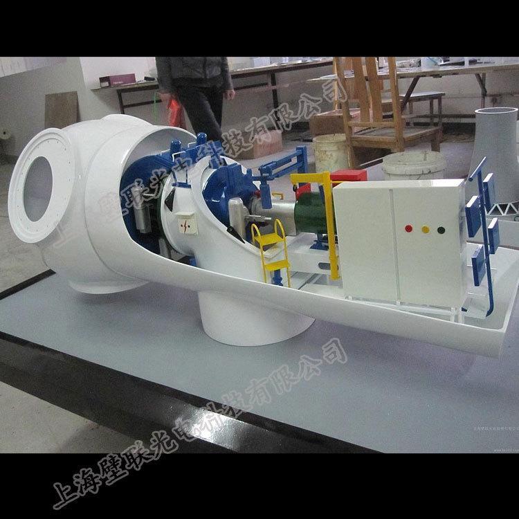 Anatomy models for wind turbines  1
