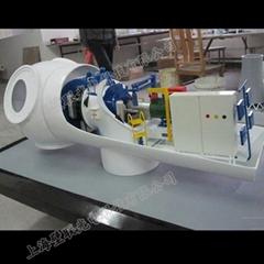 风力发电机解剖模型各种款式机型定制