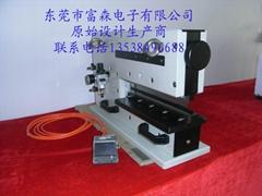 Pneumatically Driven V Cut PCB Depaneling Machine SMT Router Long Life Span