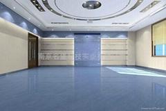 南京PVC塑胶地板