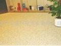 南京环氧彩砂地坪