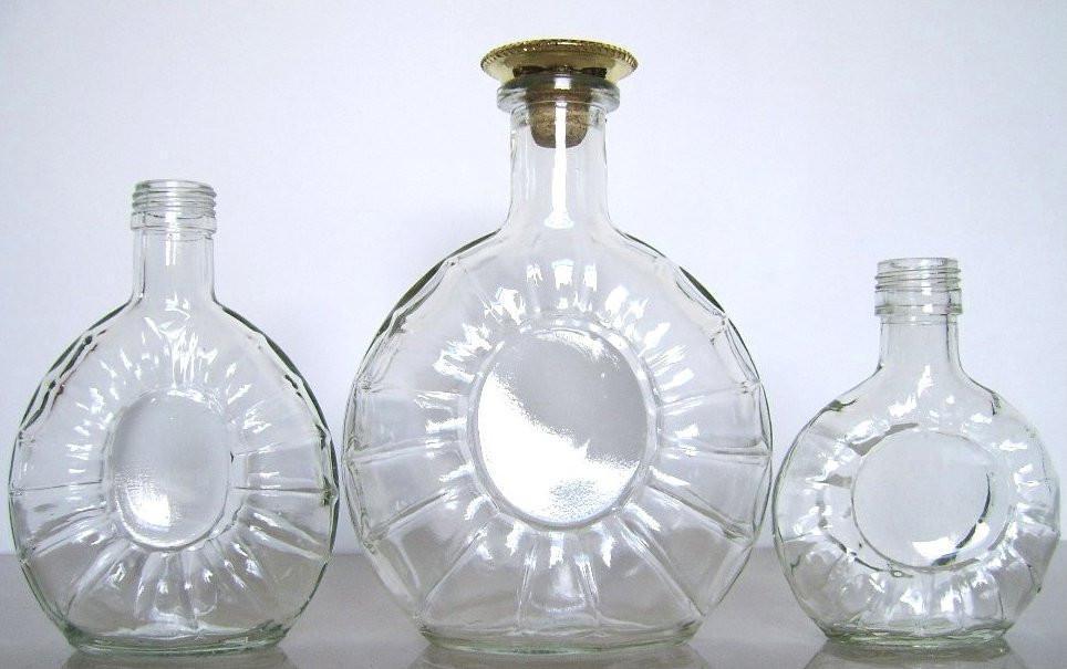 XO酒瓶  洋酒瓶 2