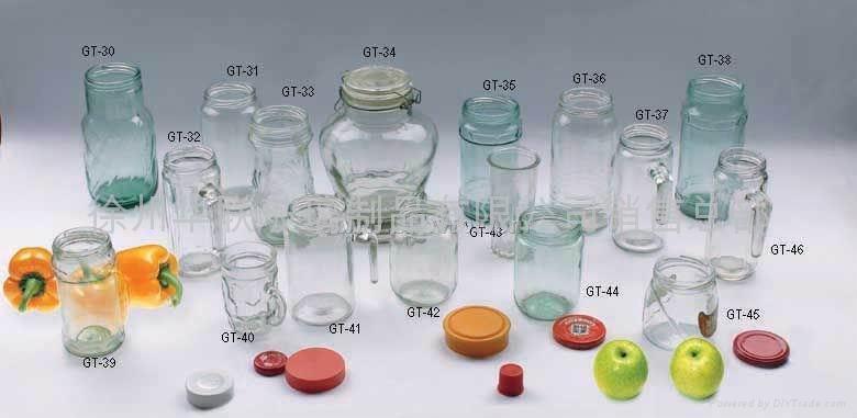 玻璃瓶罐头瓶 5