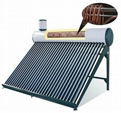 2016 Integrated Pressure Heat Pipe Solar Water Heater