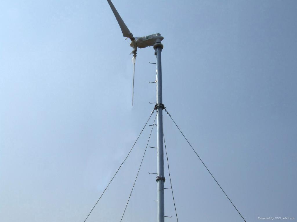 Arena5.6-5KW wind turbine 4