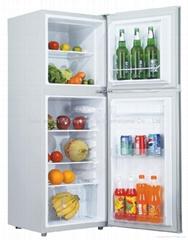BCD142L solar powered refrigerator