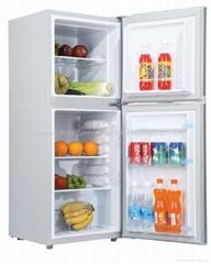 BCD118L solar powered refrigerator