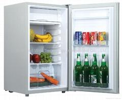 BCD92L solar powered refrigerator