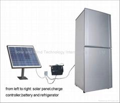 BCD176L solar powered refrigerator